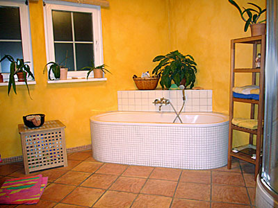 landhaus bad. Black Bedroom Furniture Sets. Home Design Ideas